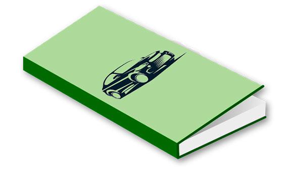 Obrázek knihy jízd